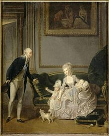 The Duke and Duchess of Chartres with Louis Philippe d'Orléans (1773-1850).jpg