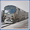 The Eastbound Zephyr idles at the Station in Grand Junction Co. While there is a change of Crew - panoramio.jpg