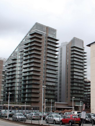 The Edge, Salford - Image: The Edge, Salford (2)