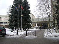 Городская клиническая больница  52 ул Пехотная д 3
