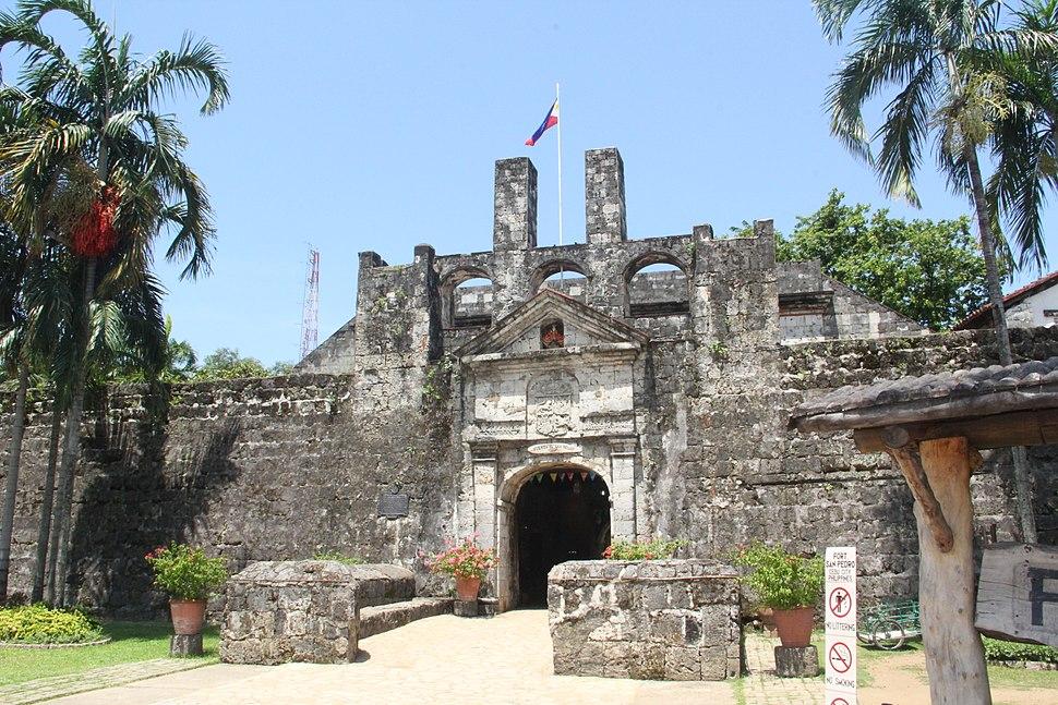 The Fort San Pedro