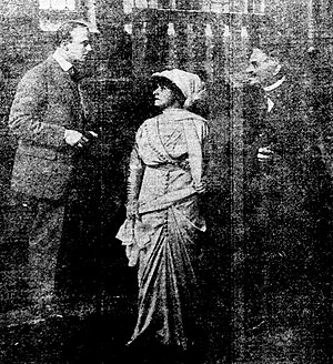 The Ghost Breaker (1914 film) - Scene from the film.
