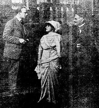 The Ghost Breaker (1914 film) - Scene from the film.