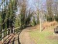 The Harland Way - Deighton Road - geograph.org.uk - 1173448.jpg