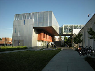 Oberlin Conservatory of Music - The Kohl Building, home of the Jazz and Musicology Departments, opened in 2010