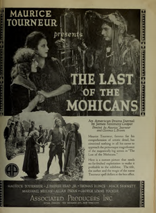 The Last of the Mohicans by Maurice Tourneur Film Daily 1920.png