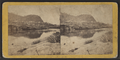 The Mohawk. Rollway Mountain in the distance, from Robert N. Dennis collection of stereoscopic views.png