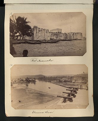 Fort William, Ghana - Image: The National Archives UK CO 1069 30 42