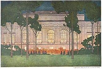 Century Theatre (New York City) - New Theatre, 1909