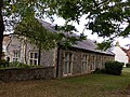 The Old School, Minster. View from churchyard.jpg