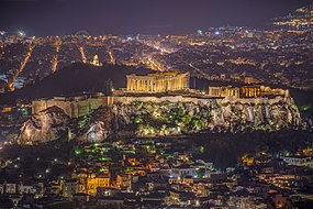 The Parthenon at Night..jpg
