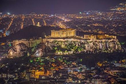Parthenon - WikiVisually