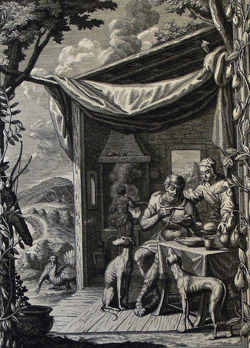 창세기 25장 이삭의 두 아들 에서와 야곱