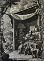 The Phillip Medhurst Picture Torah 134. Jacob and Esau. Genesis cap 25 v 34. Sperling.jpg