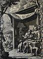 The Phillip Medhurst Picture Torah 134. Jacob and Esau. Genesis cap 25 v 34. Sperling.jpg