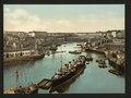 The Port Militaire and swing bridge, Brest, France-LCCN2001697596.tif