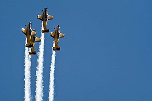 The Red Checkers displaying and flying in formation over Auckland. (3).jpg