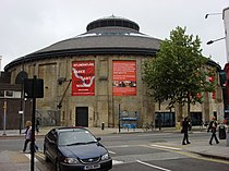 The Roundhouse, Camden - geograph.org.uk - 541283.jpg