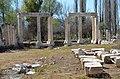 The Sebasteion, a building complex dedicated to Aphrodite, Augustus (Sebastos) and the Julio-Claudian dynasty, Aphrodisias, Caria, Turkey (18524936315).jpg