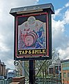The Sign of the Tap and Spile - geograph.org.uk - 775222.jpg