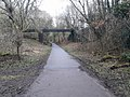 The Silkin Way near Malins Lee and Dawley and Stirchley.jpg
