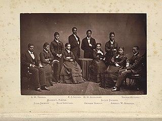 Fisk Jubilee Singers African-American a cappella ensemble