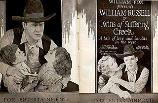 <i>Twins of Suffering Creek</i> 1920 film