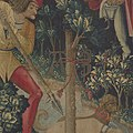 The Unicorn is Attacked (from the Unicorn Tapestries) MET DP101096.jpg