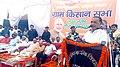 The Union Minister for Agriculture and Farmers Welfare, Shri Radha Mohan Singh addressing the Gram Kisan Sabha, at Sonipat, Haryana on April 17, 2016.jpg