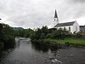 The White Church and the River Earn, Comrie.jpg