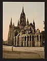 The cathedral, Bayeux, France-LCCN2001697569.jpg