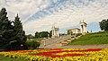 The central embankment of Volgograd 006.jpg