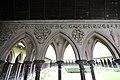 The cloister - Mont St Michel (32768552602).jpg