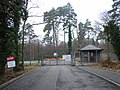 The entrance to Sandhurst Military Academy, Dawnay Road - geograph.org.uk - 126167.jpg