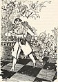 The road to Oz; in which is related how Dorothy Gale of Kansas, the Shaggy Man, Button Bright, and Polychrome the Rainbow's daughter met on an enchanted road and followed it all the way to the (14753168465).jpg