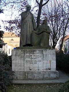 Márton Izsák Transylvanian monument sculptor