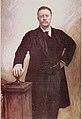 Theodore Roosevelt (1858 - 1919 ). Portrait in White House.jpg