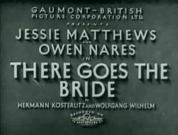 There Goes The Bride 1932 Film Wikipedia