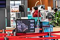 Thermography Camera at the Security Checkpoint in Tokyo Haneda Airport.jpg