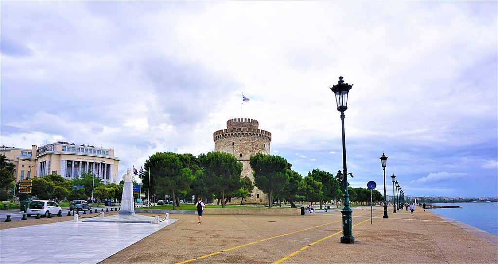 Thessaloniki, Greece by Joy of Museums