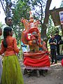 Theyyam at nhandadi, Peravoor, Kannur, Kerala11.jpg