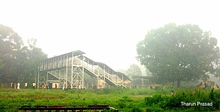 Thikkodi Place in Kerala, India