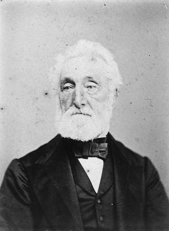 Thomas Bartley (politician) - Thomas Houghton Bartley, c. 1856