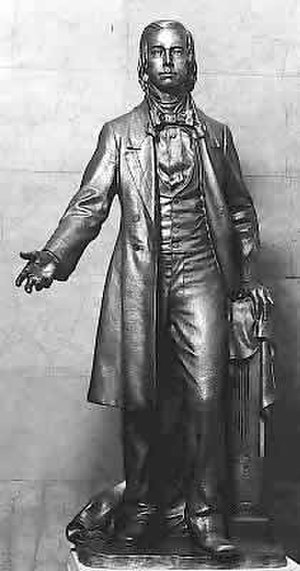 Thomas Starr King - Thomas Starr King (National Statuary Hall Collection statue, now located at the California State Capitol)