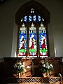 Thornfalcon, stained glass window - geograph.org.uk - 1132887.jpg