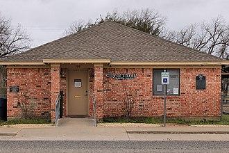 Thrall, Texas - Thrall Municipal Building