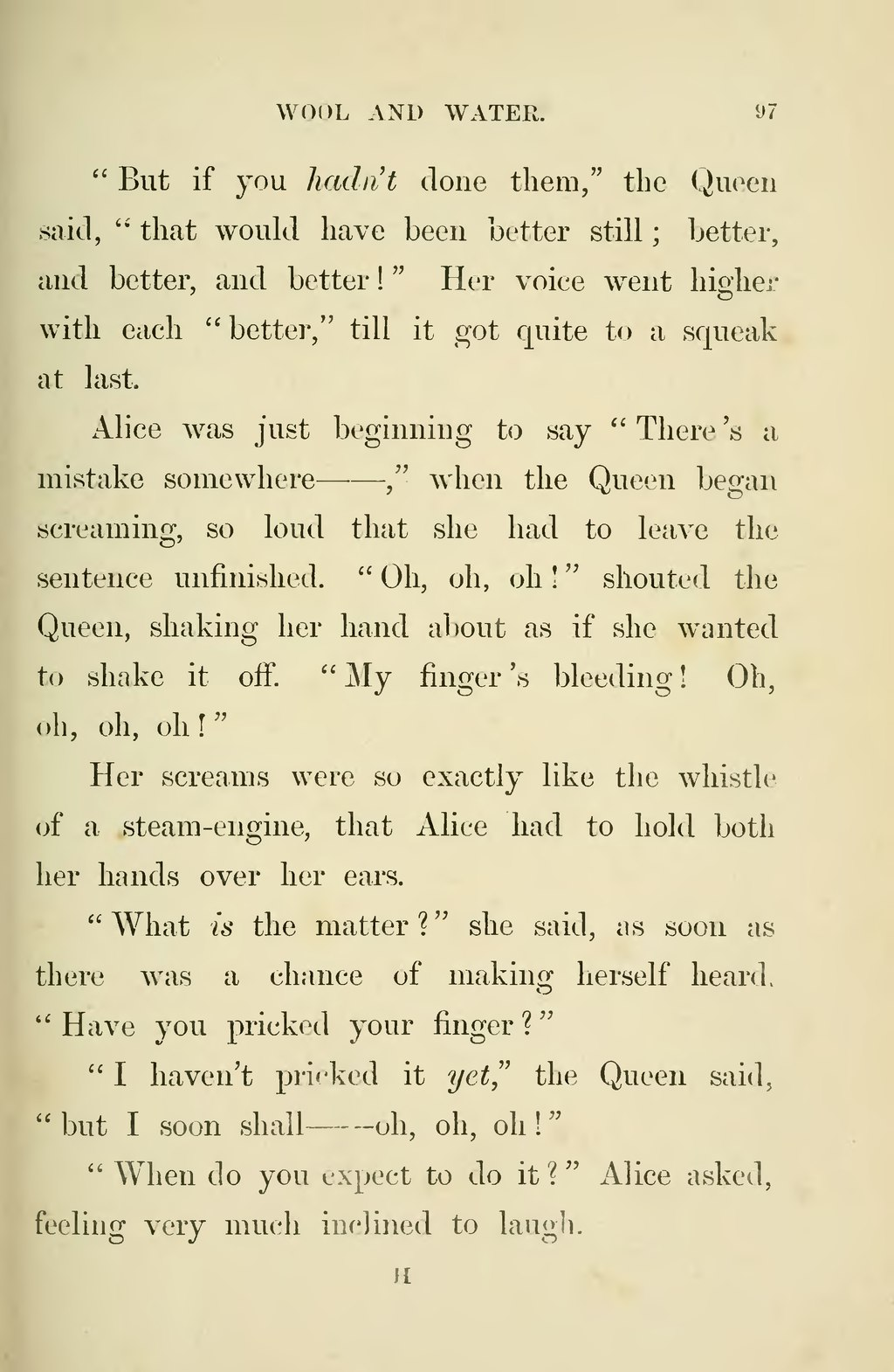 page through the looking glass and what alice found there djvu