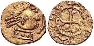 Thrymsa - Image: Thrymsa Witmen type Circa 620 645