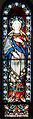 Thurles Cathedral West Transept Lower Windows Virgin Mary 2012 09 06.jpg