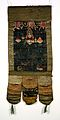 Tibetan painting. Mahakala's attributes in a banner Wellcome L0020538.jpg